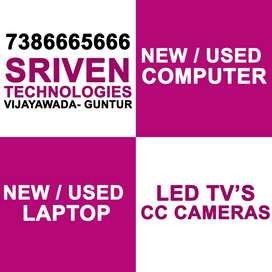 Core i3 i5 i7 - Dell-Lenovo-HP CPU-High Performance SrivenTechnologies