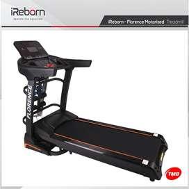 harga murah treadmill besar elektrik florence bisa COD bandung cimahi
