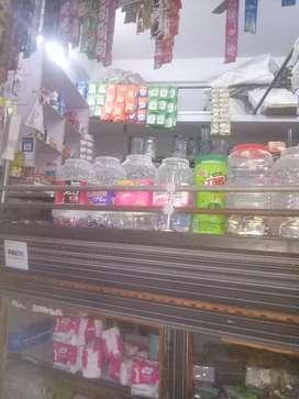 Kirana store for sale