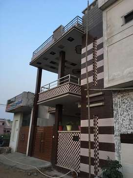 2BHK for rent available in well built kothi in Hayer Vihar