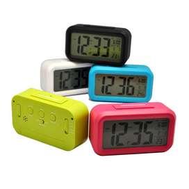 Siap COD Jam Meja Digital Dengan Lampu Dan Alarm Angka Besar Besar