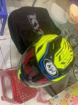 Helm Fullface KYt Original