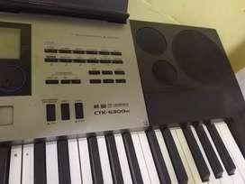 Model CTK-6300,2 way bass reflex speaker system