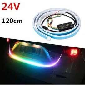 Lampu LED  RGB 120cm Warna Warni untuk Sinyal Sein / Mundur MobilLLL