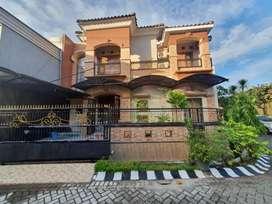 Rumah full renov Kebonsari Regency dkt A.Yani,exit tol Waru,Ketintang