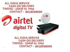 Dish tv -TataSky & Airtel dth & New Connection