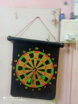 2 in1 magnetic shooting board