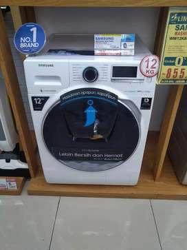 Mesin Cuci Samsung 12Kg Bisa Cicilan PROMO Bunga 0%