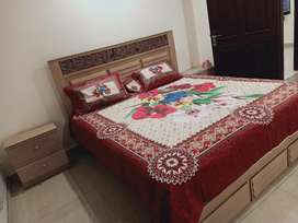 E 11 PER DAY one bed flat full furnished definitely save for rent