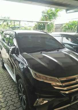 All new Terios R AT deluxe over resmi