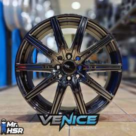 VELG PELAK MOBIL RING 17 YARIS,AVANZA,JAZZ SWIFT RING 17 FREEONGKIR