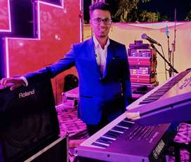 Learn the piano and tour the world with me - Clinton Charles!