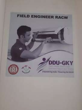 AC Mechanic Trainer for a DDU GKY Project in Ernakulam