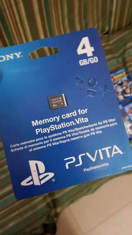Ps vita 4gb orignal memory card