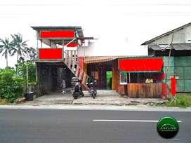 Rumah Ruang Usaha jalan Pandowoharjo ( RI 195 )