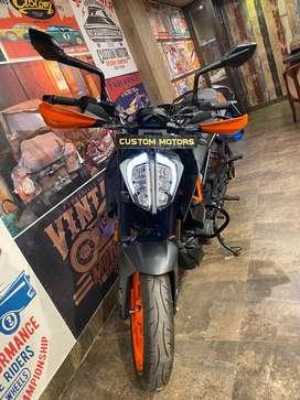 KTM Duke 250, BS6