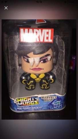 Marvel's Wasp - Mighty Muggs - Hasbro