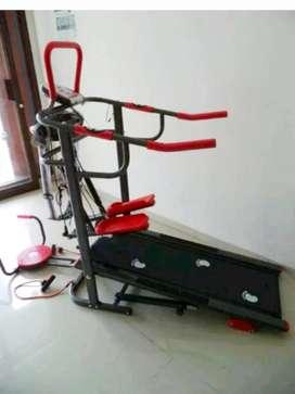 Treadmill Manual 7 Fungsi Total
