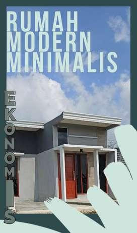 Promo Rumah Minimalis Terkesan Mewah