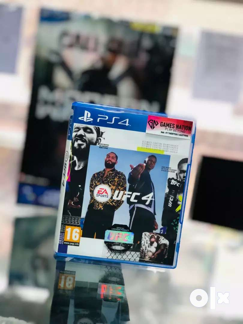 Rent all new best titles at best price fifa 21 ufc 4 mafia definitive 0