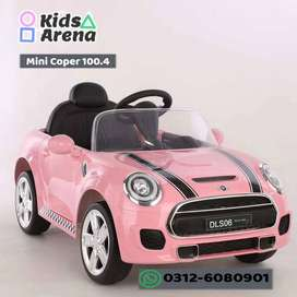 Double Battery operated cars for kids