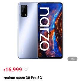 Narzo 30 Series on Less than Online Price