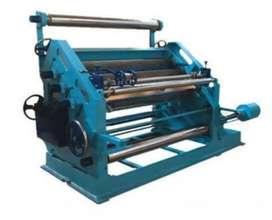 Corrugated cartons manufacturing machines.