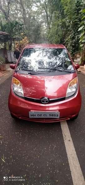 Tata nano CX model registration 2012