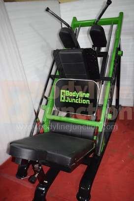 complete Full Health club gym equipment machine setup manufacturer (U