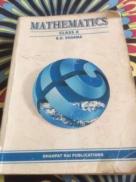 Maths R D Sharma