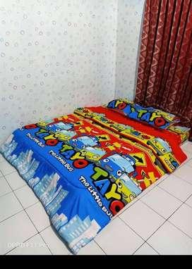 Sedia Bed Cover Untuk Kebutuhan Rumah Tangga Kirim Kota Bengkulu