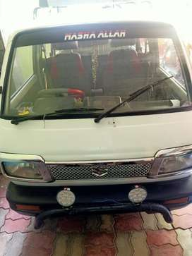 Maruti Suzuki Omni 8 STR BS-III, 2011, LPG