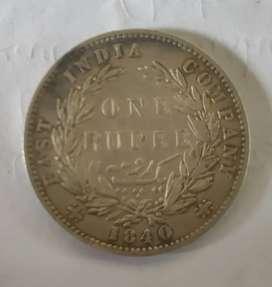 Victoria Queen coin
