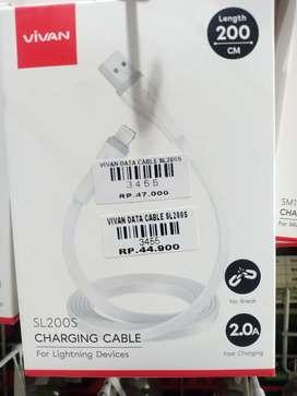 Kita ready berbagai jenis charger