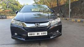 Honda City 1.5 V Manual Exclusive, 2014, Petrol