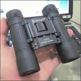 Teropong bushnell binocular 12x30 Standar Rp.127.000