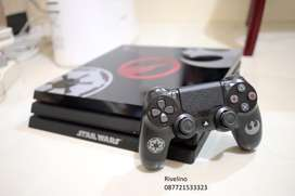 Ps 4 PRO limited eddition