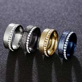 Cincin Islam Ring Diamond