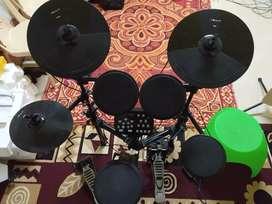Vault ED-5 USB 7 Piece Electronic Drum Kit.