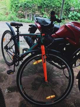 Tata hybrid cycle stryder
