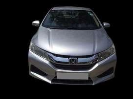 Honda City 2014-2015 i VTEC CVT SV, 2014, Petrol