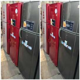 with 5 year warranty LG 290 liter double door fridge with delivery