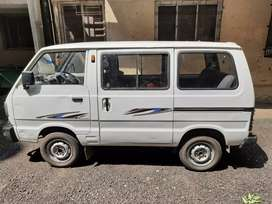 Maruti Omni with Company Fitted LPG