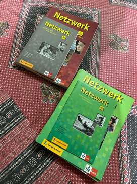 Netzwerk German Language Course Books