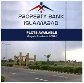 5 Marla Plot For Sale, Faisal Margalla Residentia, Zone 1
