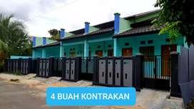 Rumah/bedakan dikontrakan dekat RSUD IDAMAN Banjarbaru