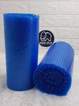 BUBBLE WRAP ECERAN WARNA BIRU