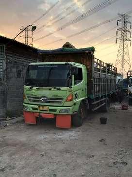Jual Hino Ranger Lohan Tahun 2011 FG235 JL / FG260 J Kepala Gandeng