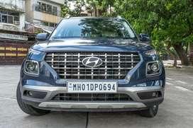 Hyundai Venue SX Plus Turbo DCT, 2020, Petrol