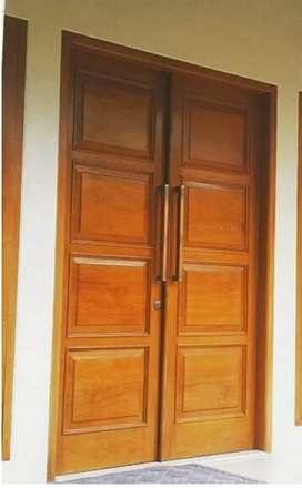 Kerajinan pintu kusen jakarta